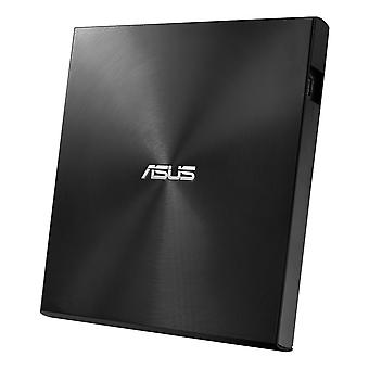 ASUS SDRW-08U9M-U external ultraslim 8X DVD writer, USB C+A BLACK