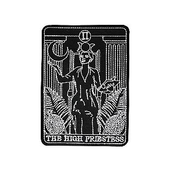 Extreme Largeness The High Priestess Tarot Iron-On Patch