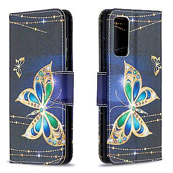 Samsung Galaxy S20 Fe Modèle papillon