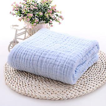 新生児の男の子の女の子のためのベビーバスタオルシャワー毛布の幼児柔らかい綿のタオル