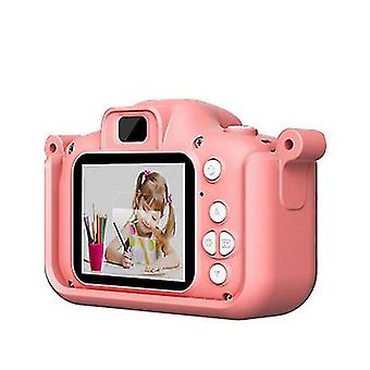 Kannettava Mini Digitaalinen Lasten Kamera, Edessä ja takana Dual Hd + 32Gb Kamera