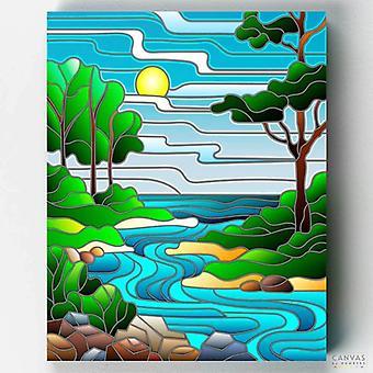 הנהר - נטליה זגורי
