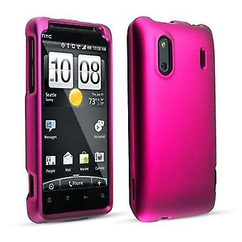 Technocel skyddande omslag för HTC EVO Design 4G (rosa)