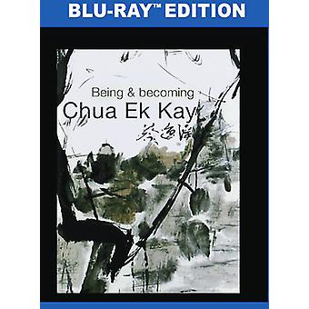 Being & Becoming Chua Ek Kay [Blu-ray] USA import