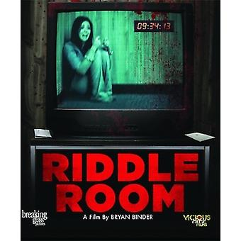 Riddle rum [Blu-ray] USA import