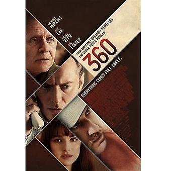 360 [DVD] EUA importar