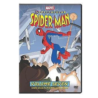 Espectacular importación de USA de Spider-Man Vol. 7 [DVD]