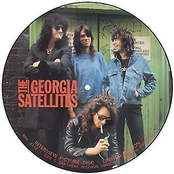 Georgia Satellites - 80's Interview Picture Disc [Vinyl] USA import