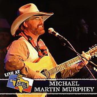Michael Martin Murphey - Live at Billy Bob's Texas [CD] USA import