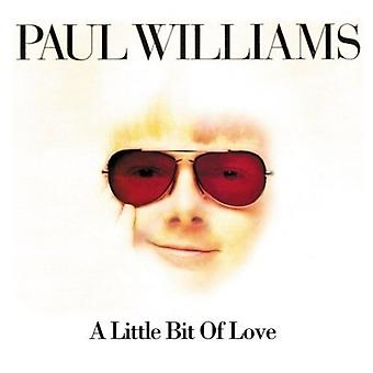 Paul Williams - Little Bit of Love [CD] USA import