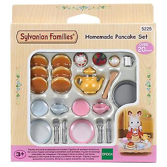 Sylvanian familier hjemmelaget pannekake sett