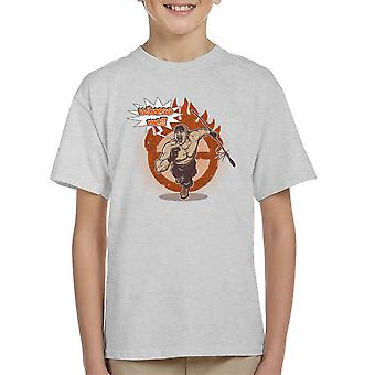 Witness Me Mad Max Fury Road The War Boys Kid's T-Shirt