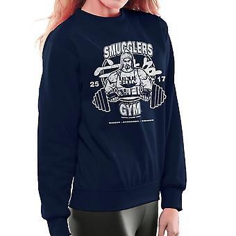 Jayne Smugglers Gym Serenity Firefly Women's Sweatshirt