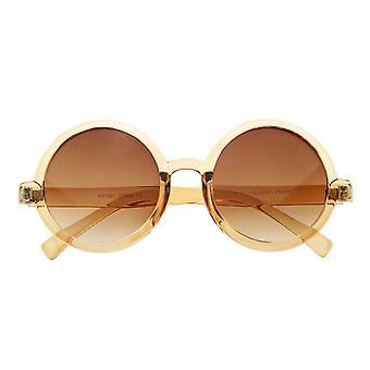Cute Mod-era Vintage Inspired Round Circle Sunglasses