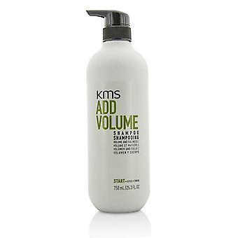 KMS California add volume shampoo (volume en volheid)-750ml/25.3 oz