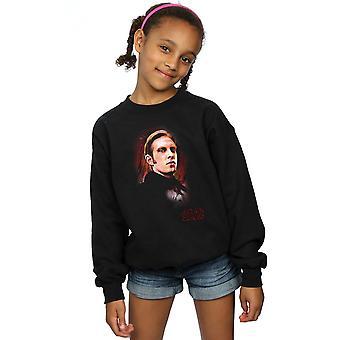 Star Wars Girls The Last Jedi General Hux Brushed Sweatshirt