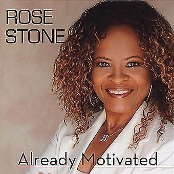 Rose Stone - Already Motivated [CD] USA import