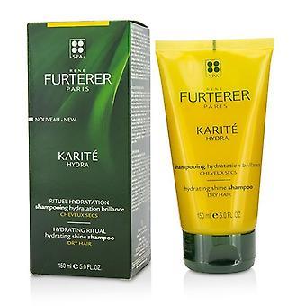 Rene Furterer Karite Hydra HYDRATING ritueel HYDRATING Shine shampoo (droog haar)-150ml/5oz