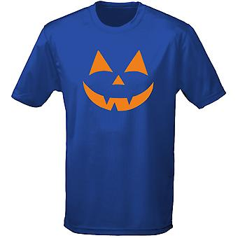 Halloween Originals Face Fancy Dress Kids Unisex T-Shirt 8 Colours (XS-XL) by swagwear