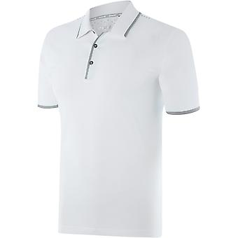 Adidas Mens Climachill Bonded Solid Polo Shirt