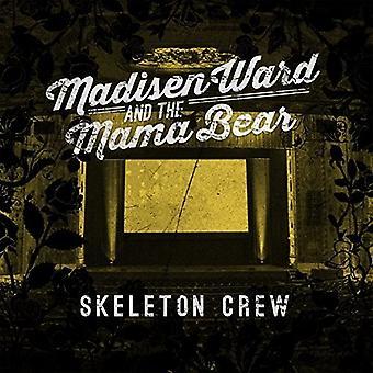 Madisen Ward & the M - Skeleton Crew [Vinyl] USA import