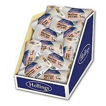 Hollings Rawhide Cigar 3Pk - dog treats Filled Bone Pork & Apple 20 pack
