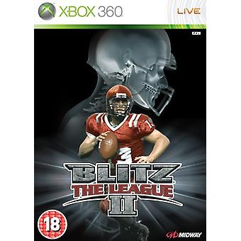 Blitz the League II (Xbox 360)-nieuw
