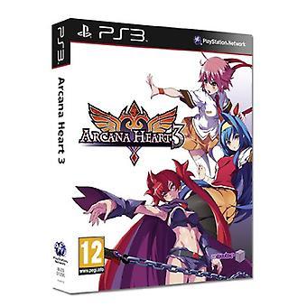 Arcana Heart 3 (PS3) - Factory Sealed