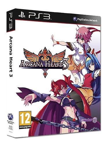 Arcana Heart 3 (PS3) - New
