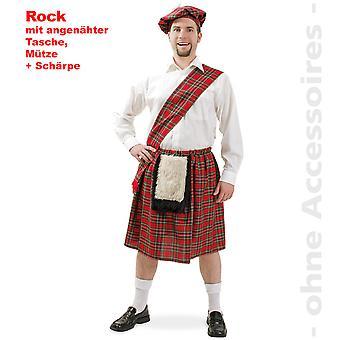 Sceau de costume costume écossais mens kilt kilts Highland mens costume