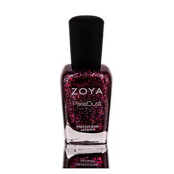 Vernis à ongles Zoya Pixie Dust (couleur: Noir - Zp765)