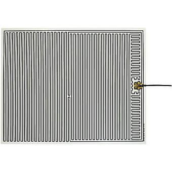 Chauffage de Polyester thermo feuille autocollante 230 V AC 35 W estimation d'IP IPX4 (L x L) 500 x 400 mm