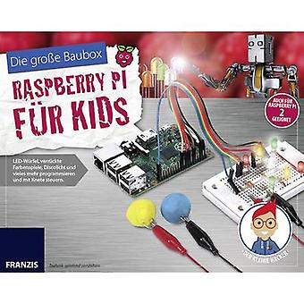 Science kit (set) Franzis Verlag Raspberry Pi für Kids 65291 14 jaar en ouder