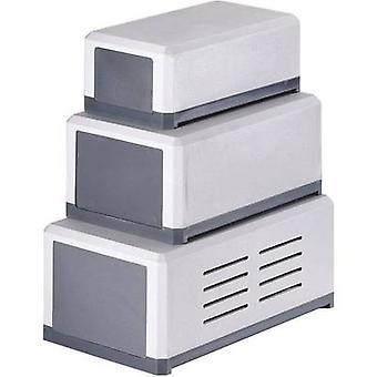 Strapubox KG 310 Universal inhägnad 160 x 90 x 65 plast ljusgrå 1 dator