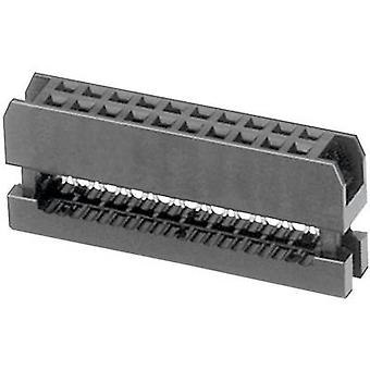 W & P Products 343-08-60-1 Pole Connector Number of pins: 2 x 4