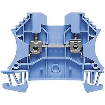 Jatkuvuus WDU terminaalit, sininen WDU 50N BL 1820850000 Blue Weidmüller 1 PCs()