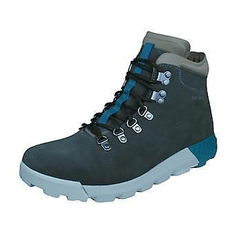 Merrell Wilderness AC+ Mens Suede Walking / Casual Boots - Grey