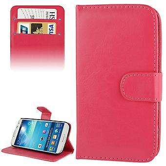 Schutzhülle Handytasche (Flip Quer) für Handy Samsung Galaxy S4 i9500 i9505 i9515