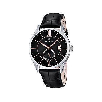 FESTINA - watches - men - F16872-4 - retrograde - classic