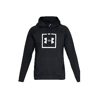Under Armour Rival Fleece Logo Hoodie  1329745-001 Mens sweatshirt
