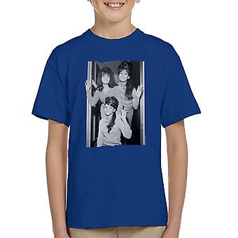 TV Times The Ronettes Wave Kid's T-Shirt