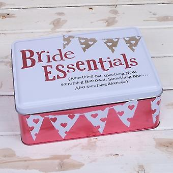 Bright Side Bride Essentials Tin