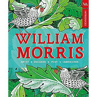 V&A Introduces - William Morris by William Morris - 9780141387222 Book