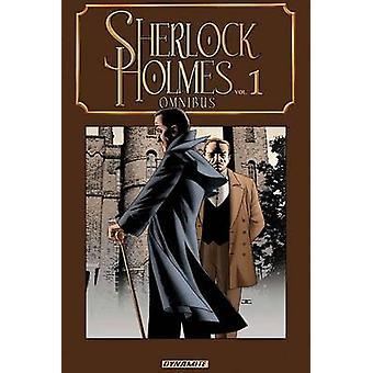 Omnibus de Sherlock Holmes - tome 1 de Scott Beatty - John Reppion - Le