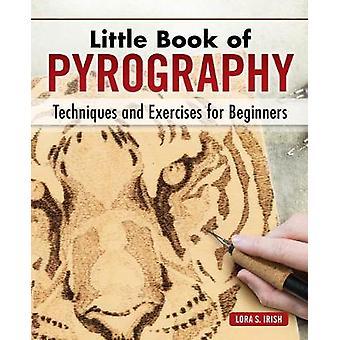 Pyrography grunderna gåva Edition - tekniker och övningar för nybörjare