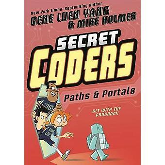 Sökvägar & portaler av Gene Luen Yang - 9781626720763 bok