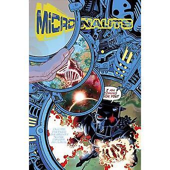 Micronauts - Vol. 1 Entropy by Cullen Bunn - 9781631407550 Book