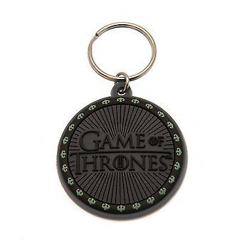 Spel van tronen Logo Keyring