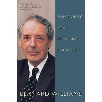 الفلسفة كتخصص إنساني برنارد وليامز-مو دبليو أ