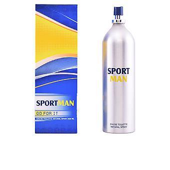 Puig Sportman Edt Spray 250 Ml voor mannen